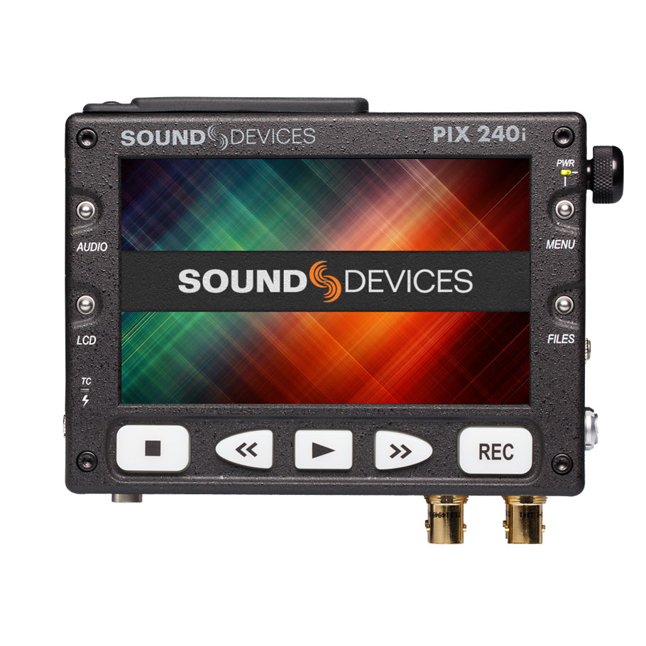 SOUND DEVICES PIX 240i:お取り寄せ