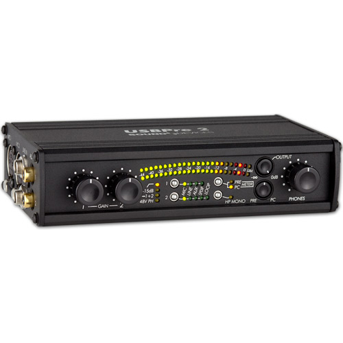 SOUND DEVICES USBPre 2:お取り寄せ