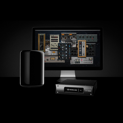 UNIVERSAL AUDIO UAD-2 Satellite Thunderbolt OCTO CORE:お取り寄せ