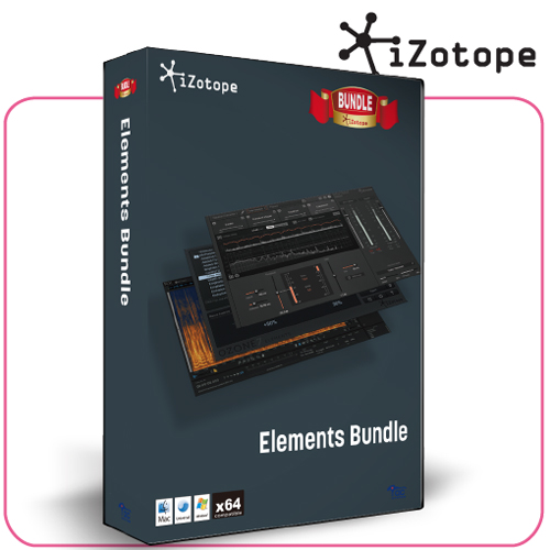 iZotope Elements Bundle:お取り寄せ