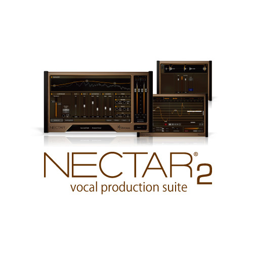 iZotope Nectar2 Production Suite:お取り寄せ〔送料無料〕