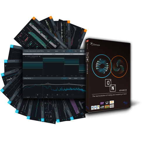 iZotope O8N2 Bundle:お取り寄せ