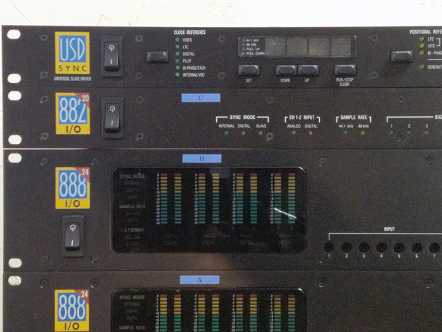 digidesign 24mix Set 中古品