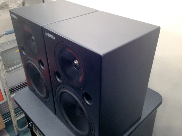 YAMAHA MSP10 PAIR 中古品