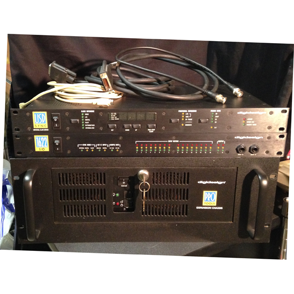 Digidesign ProTools24Mix Plus 中古品