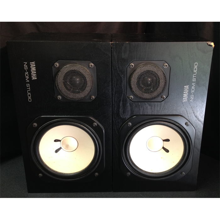 YAMAHA NS-10M STUDIO pair 中古品
