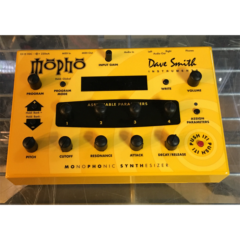 DAVE SMITH INSTRUMENTS Mopho 在庫処分 中古品
